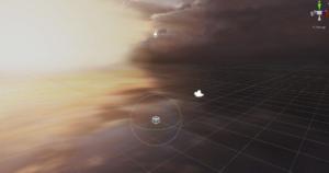 【Unity】HDRPでSkyBoxを設定する