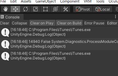 【Unity】プロセスの実行ディレクトリを取得するメソッド
