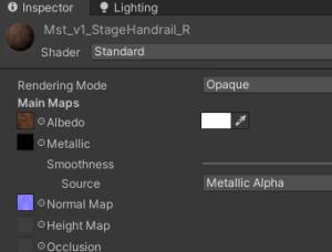 【Unity】SubstanceParinterから書き出したテクスチャーを自動でマテリアルにする