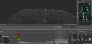 【MotionBuilder】モーションと音声を同時収録する